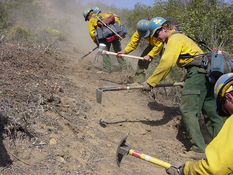 Wildfires, the New Normal, Demand Effective and Robust Legislation